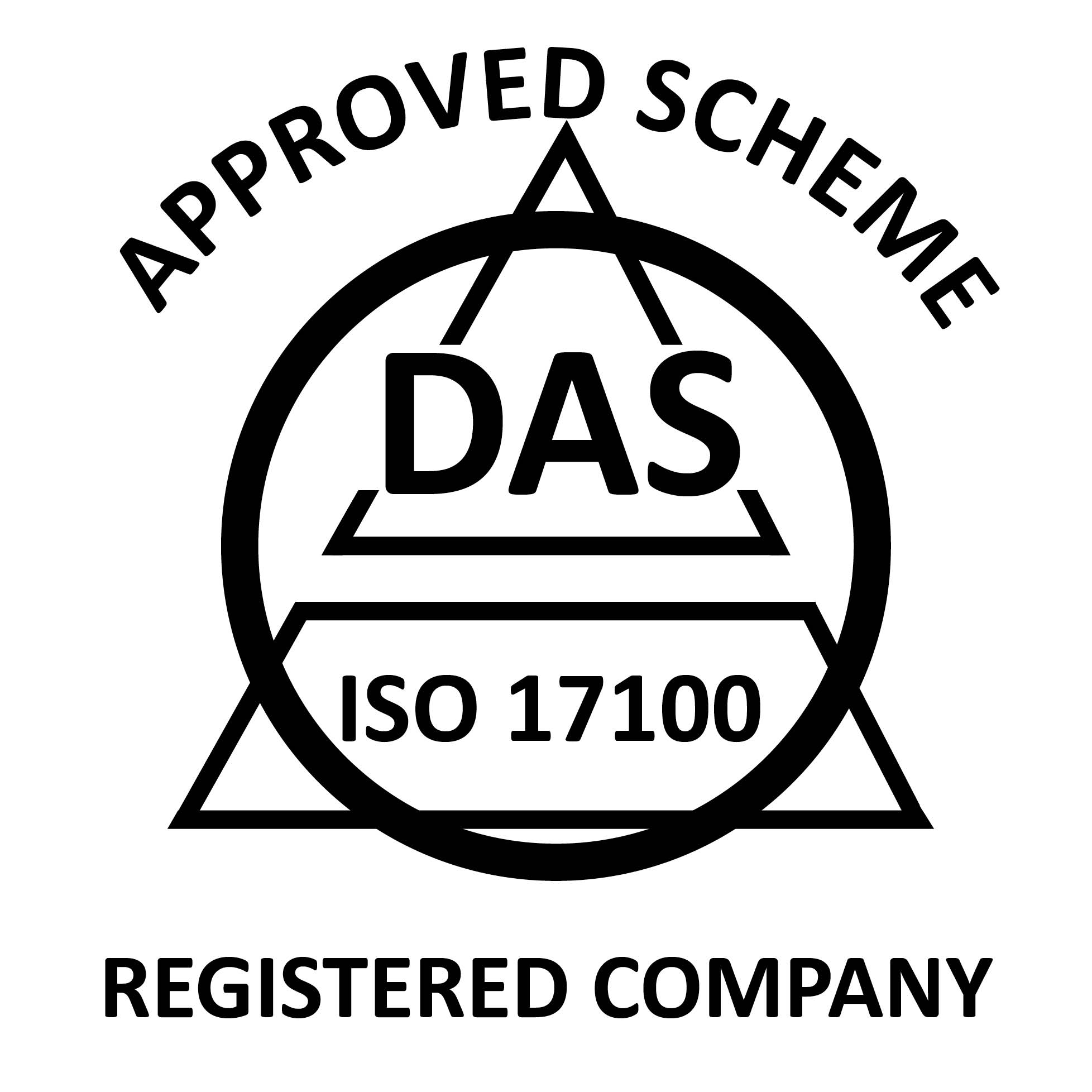 ISO17100 accreditation